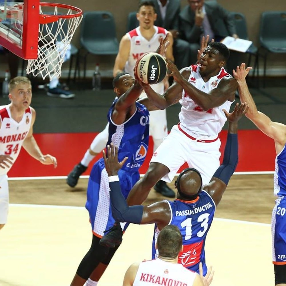 EuroCup AS Monaco Basket