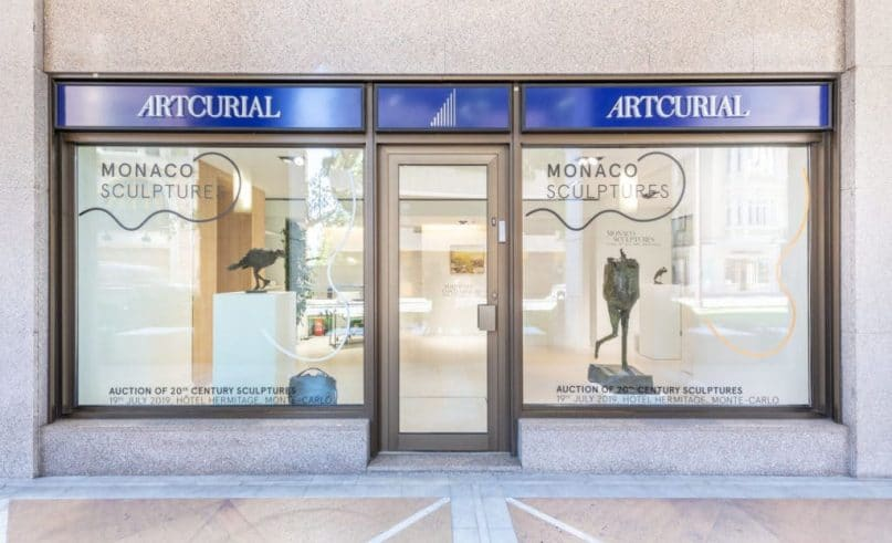 Artcurial new space - Monaco Tribune