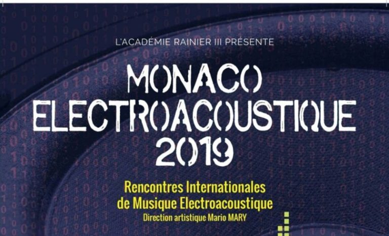 Electroacoustic Music in the spotlight on April 18th