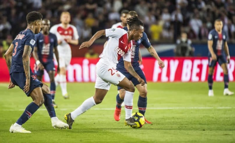 Mbappe, PSG too much to handle for AS Monaco