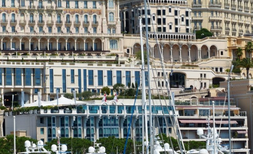 Luxury real estate: Monaco still in first place