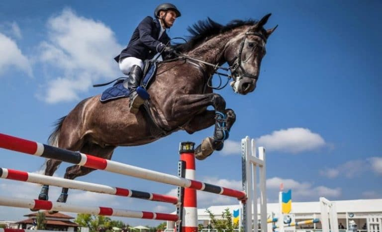 The 14th edition of the Jumping International of Monaco