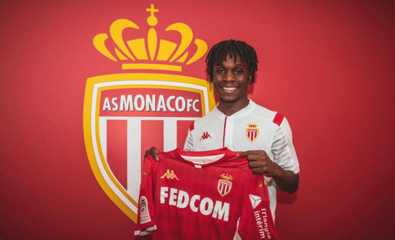 Arthur Zagré to AS Monaco in an unexpected transfer