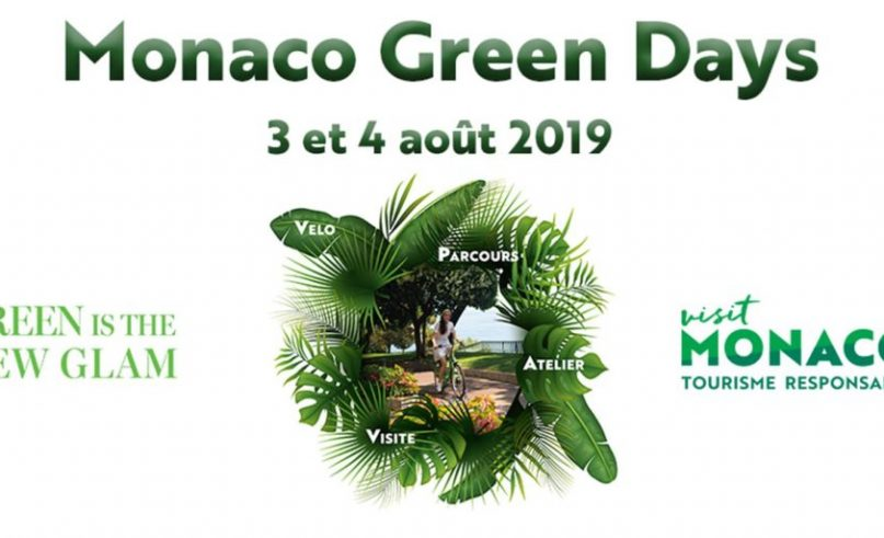 Go green this weekend with the Monaco Green Days