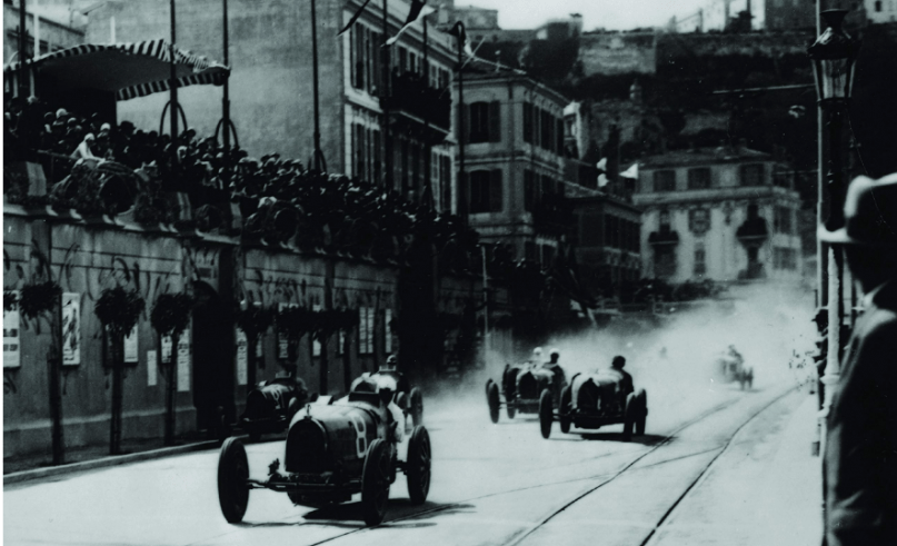 The Monaco Grand Prix, chapter by chapter
