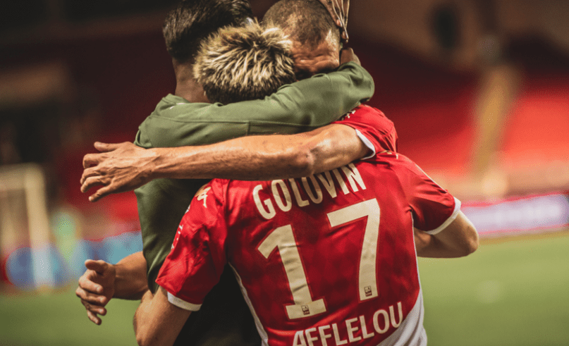 Ligue 1- Golovin shines in Monaco's derby win