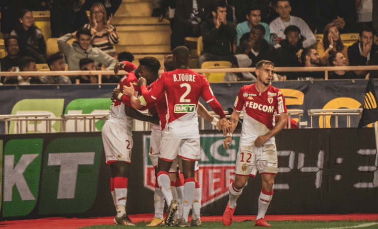 Coupe de la Ligue- Monaco downs OM (2-1), advances to next round