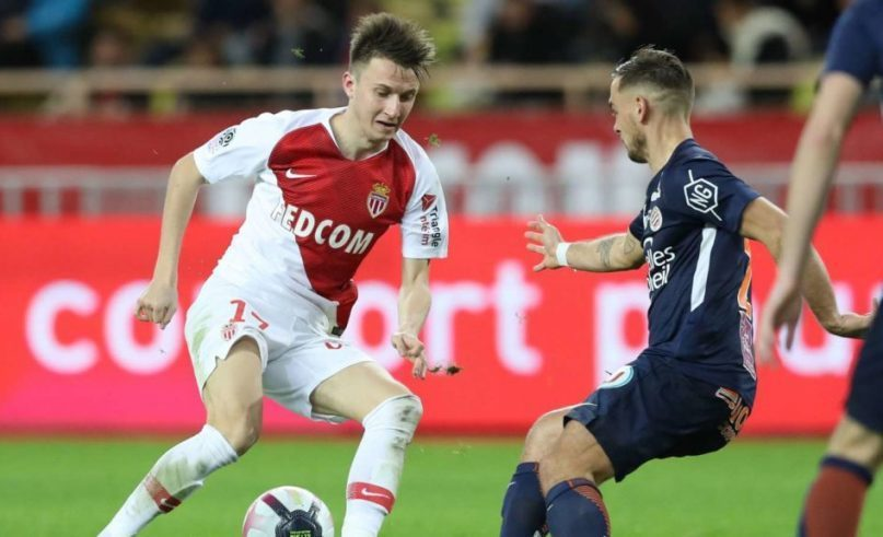 L1 - Match day 13- Monaco firm against Dijon (1-0)