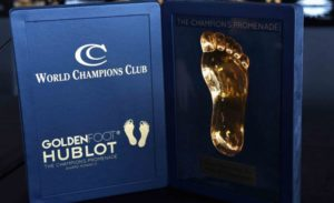 The new edition of the Golden Foot Award gala