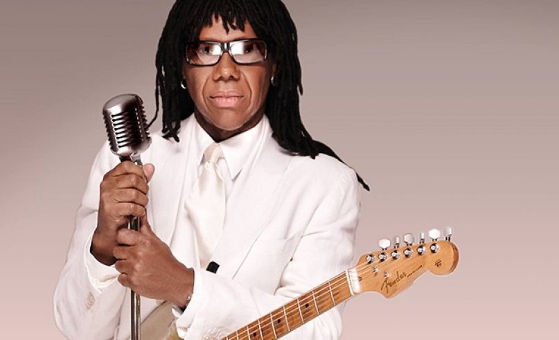 A New Year with Nile Rodgers