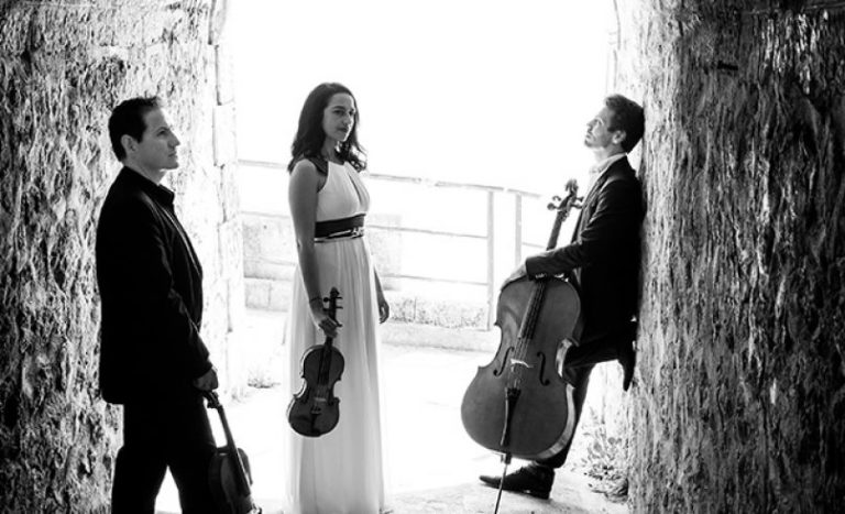 A chamber music concert at the Rainier III Auditorium