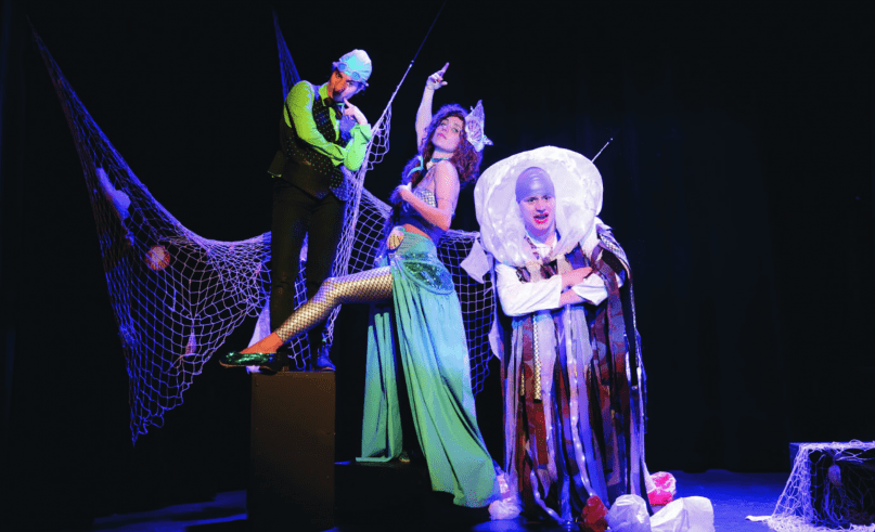 An ecological tale for young and old at the Princess Grace Theater
