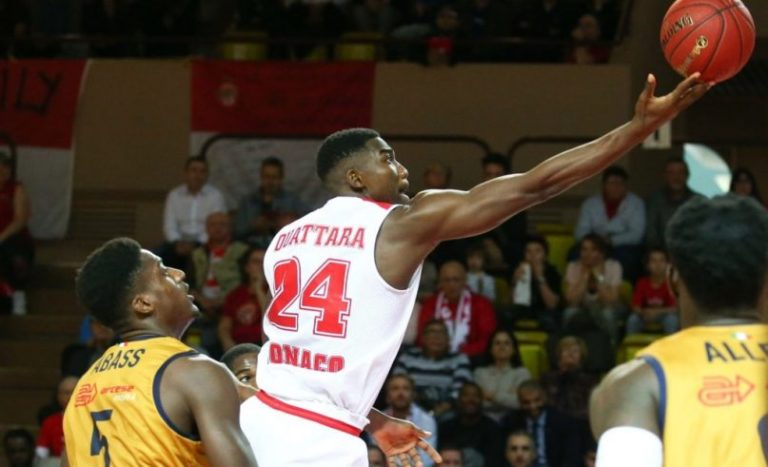 Jeep Elite- Monaco shines in Chalons with an impressive Norris Cole (100-89)