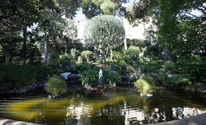 The Bosio Pavilion presents an exhibition on the garden