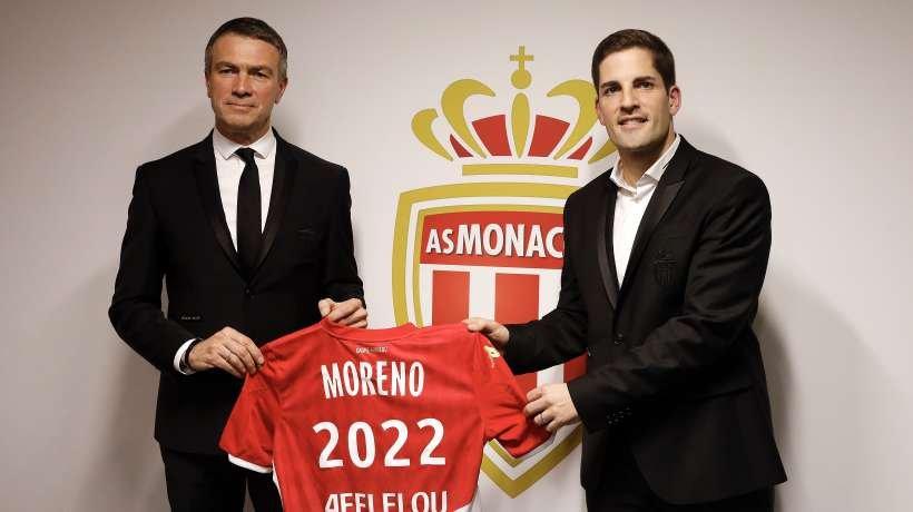 Oleg Petrov et Roberto moreno