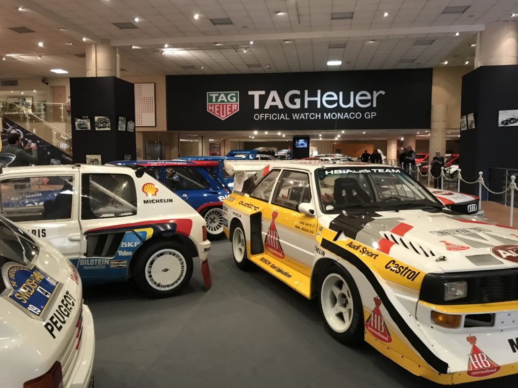 Prince of Monaco Car Collection - Rally Cars