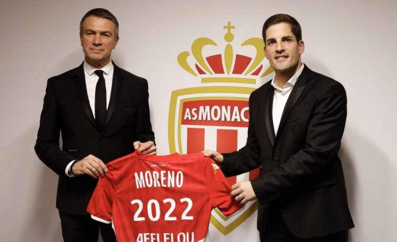 AS Monaco introduces new coach Robert Moreno