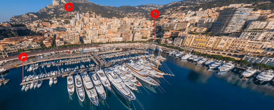 port hercule monaco 360 virtual tour