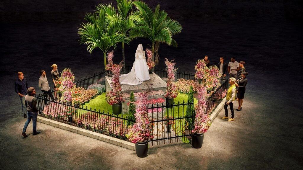princess grace kelly monaco philadelphia flower show
