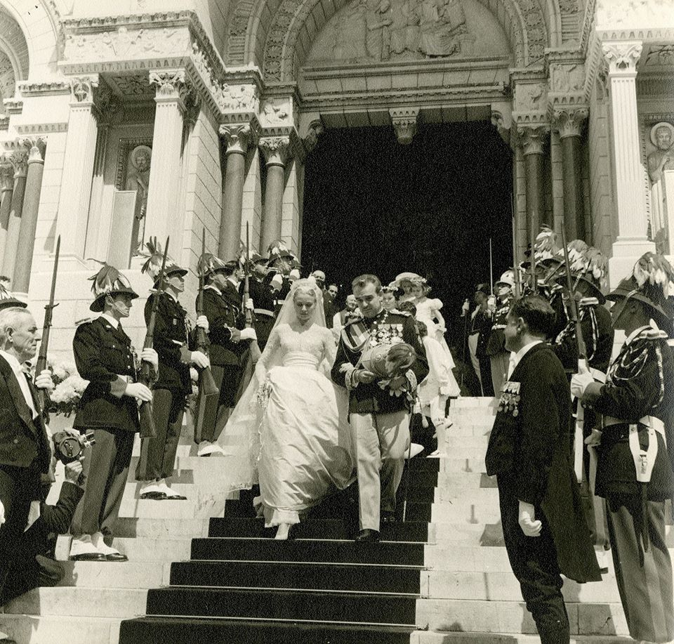 marriage grace kelly prince rainier iii monaco anniversary