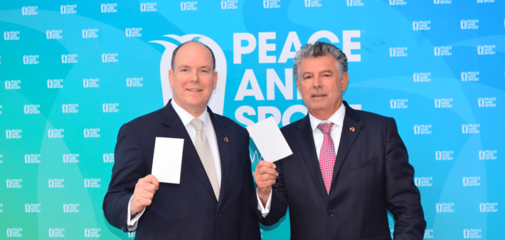 prince albert ii monaco peace and sport day un unesco