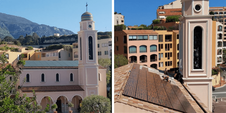 Monaco's Saint-Nicolas Church to run on solar