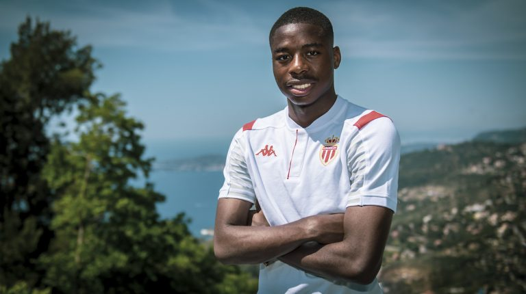 Anthony Musaba / AS Monaco