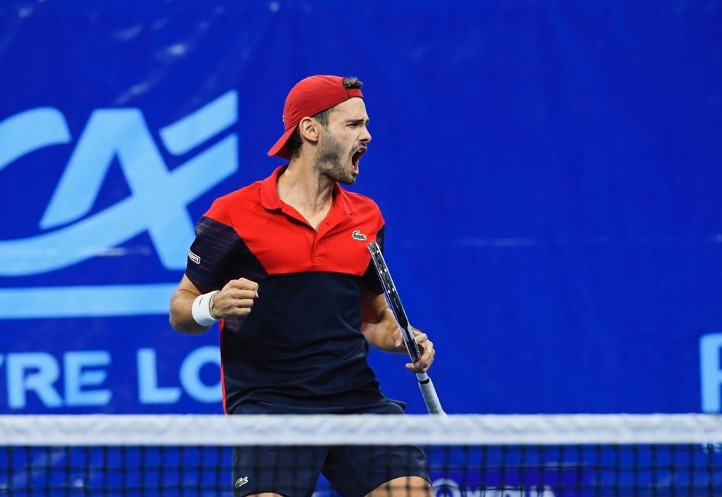 Hugo Nys / Federazione Monegasca di Tennis