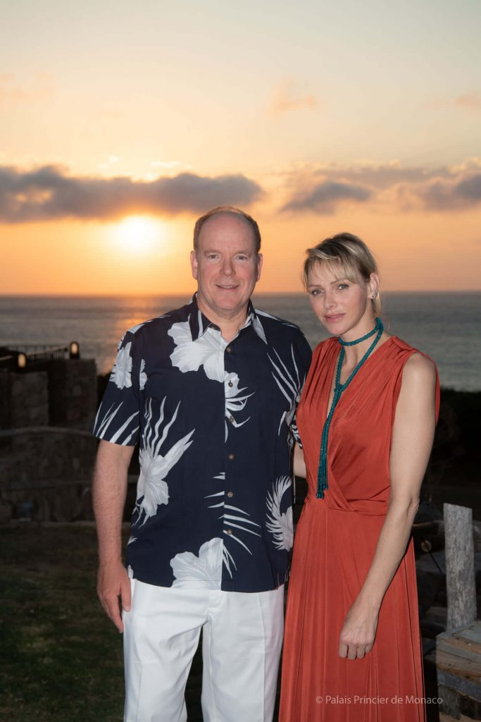 Wedding anniversary Prince Albert Monaco
