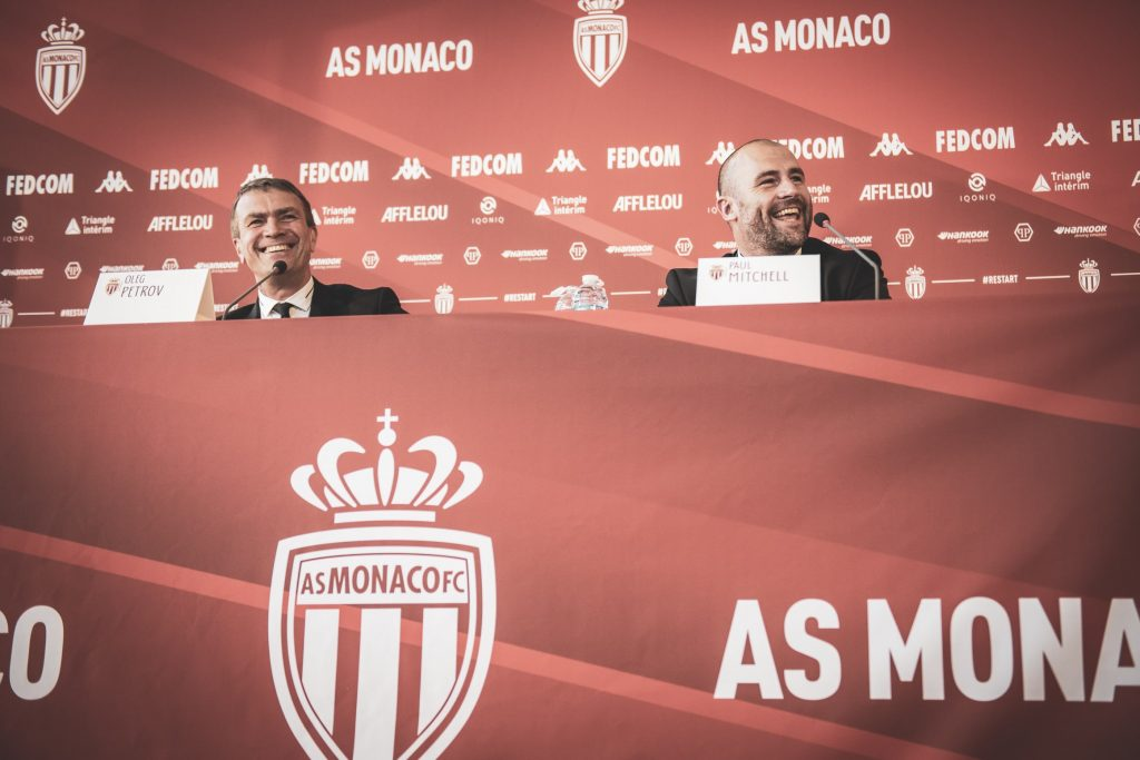 AS Monaco Paul Mitchell