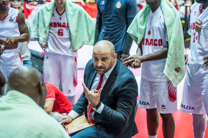 AS Monaco Basket: Zvezdan Mitrovic returns to Roca Team
