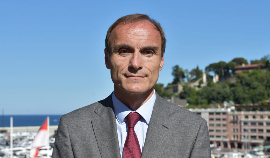 jean-françois mirigay new head of the Monaco Criminal Investigation Division