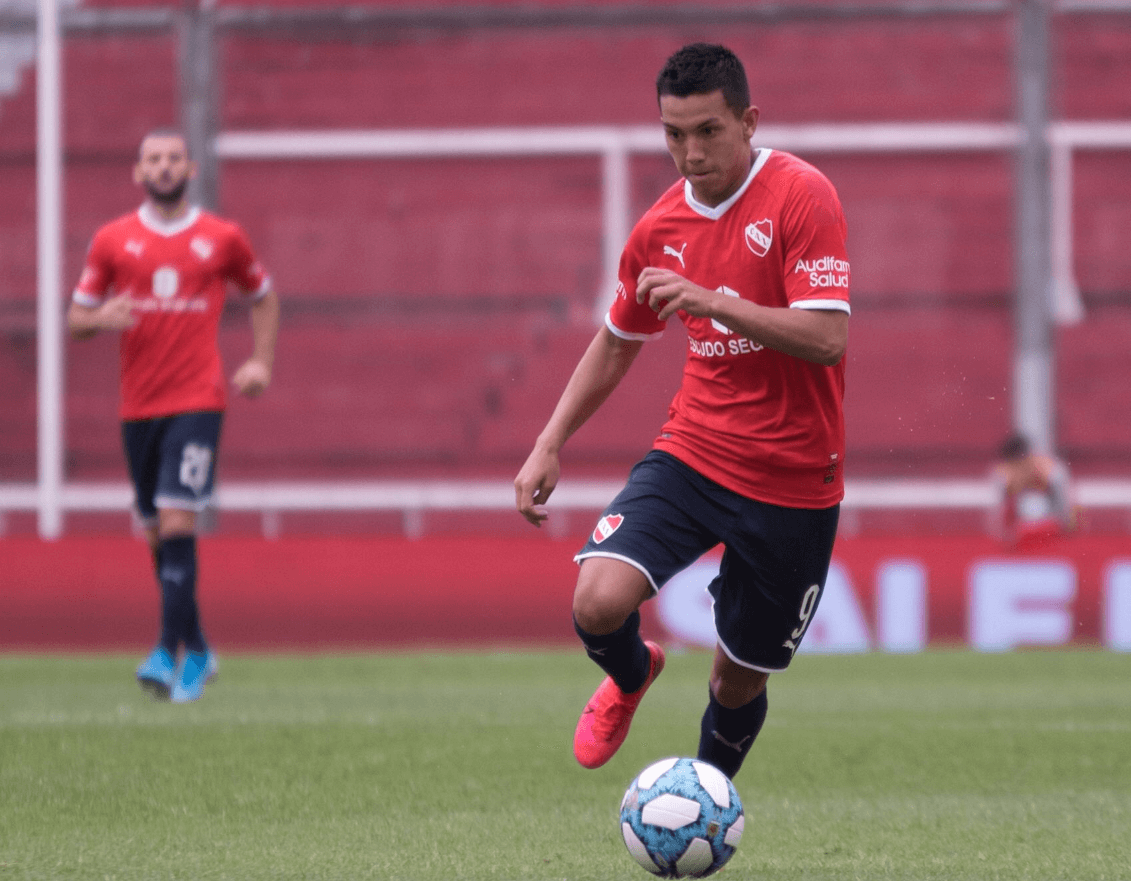 Highly rated Independiente starlet Alan Velasco another intriguing transfer  target for AS Monaco