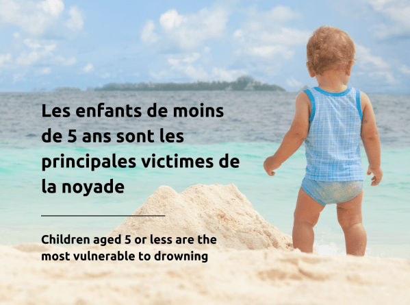 Princess Charlene's Foundation launches new drowning prevention campaign