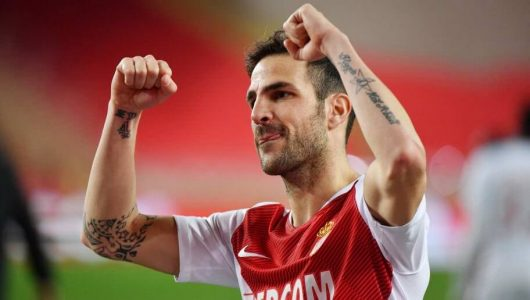 Cesc Fabregas AS Monaco