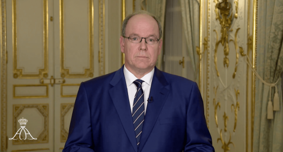 Князь Альбер карантин Монако