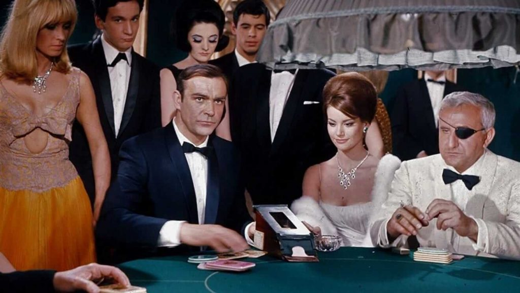 James Bond and the Riviera Thunderball