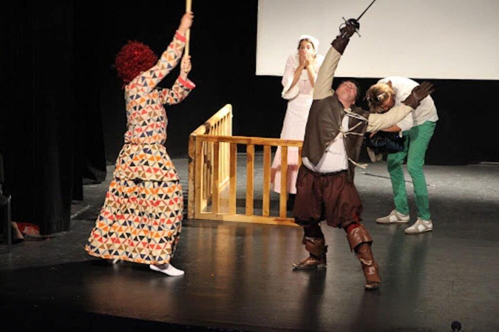 Фестиваль любительских театров мира