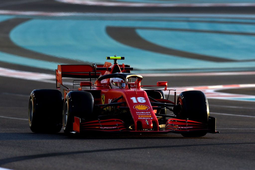 Abu Dhabi Gp Leclerc Fails To Make A Comeback Says He S Glad It S Over