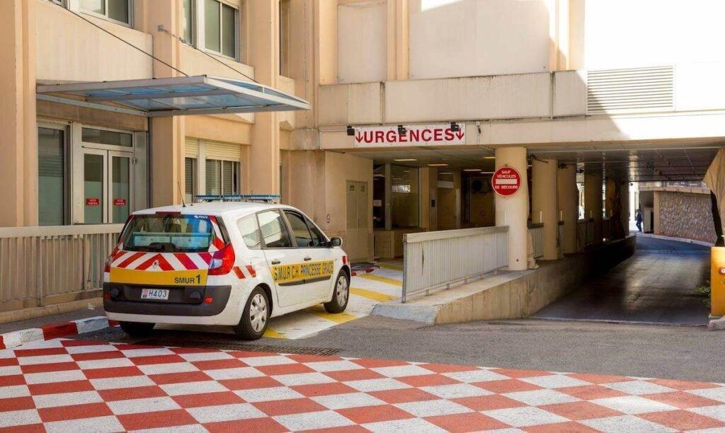 Centre Hospitalier Princesse Grace Monaco