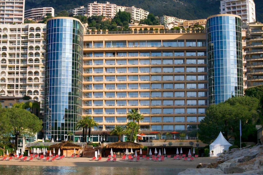 hôtel Méridien Beach Plaza