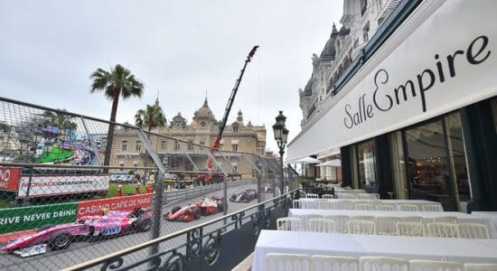 restaurants Grand Prix