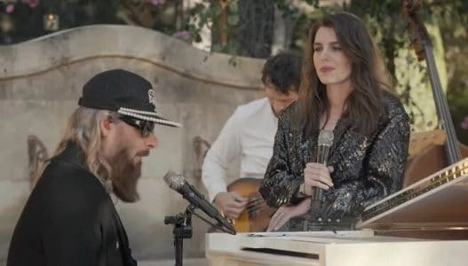 charlotte casiraghi song